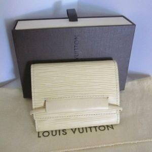 Louis Vuitton Epi Wallet EUC